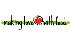 [Making Love with Food] logo