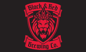 [Black & Red Brewing Co.] logo