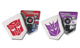 [Transformers] limited edition watches