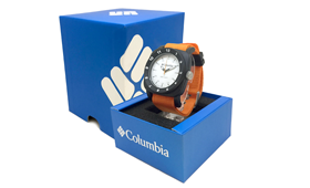 [Columbia] watch packaging