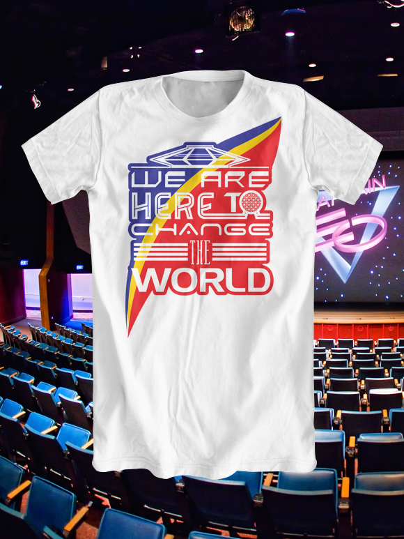 Captain EO - Change the World