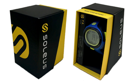 [Soleus] watch packaging
