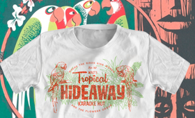 [Disney 28 & Main] Tropical Hideaway